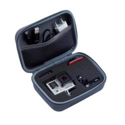Калъф за екшън камера Rivacase 7511, сив