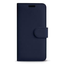 Калъф за Apple iPhone 11 Pro Max, тип портфейл, еко кожа, Case FortyFour No.11 CFFCA0246, син