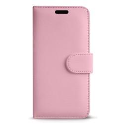 Калъф за Apple iPhone 11 Pro, тип портфейл, еко кожа, Case FortyFour No.11 CFFCA0247, розов