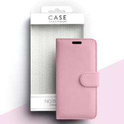 Калъф за Apple iPhone 11 Pro Max, тип портфейл, еко кожа, Case FortyFour No.11 CFFCA0249, розов