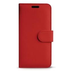 Калъф за Apple iPhone 11 Pro Max, тип портфейл, еко кожа, Case FortyFour No.11 CFFCA0252, червен