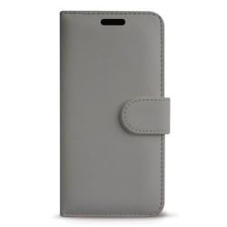 Калъф за Apple iPhone 11 Pro Max, тип портфейл, еко кожа, Case FortyFour No.11 CFFCA0255, сив