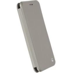 Калъф за телефон, универсален, flip-cover, еко кожа, Krusell Orsa Folio Case 5XL, за телефони до 6.3