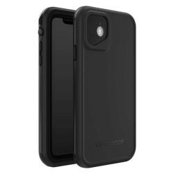 Калъф за Apple iPhone 11, LifeProof Fre 77-62484, ударо и водоустойчив, черен