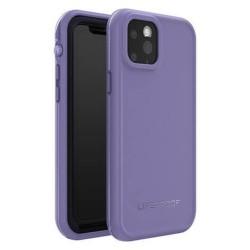 Калъф за Apple iPhone 11 Pro Max, LifeProof Fre 77-62609, ударо и водоустойчив, лилав