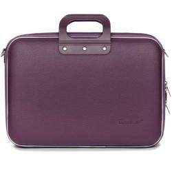 Чанта за лаптоп Bombata Business Classic plum purple, до 15.6