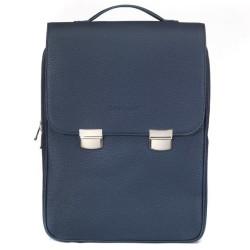 Чанта за лаптоп Bombata Berlin Classic Dark Blue, до 16