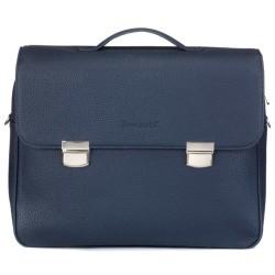 Чанта за лаптоп Bombata 24h Bag Madrid Classic Dark blue, до 16