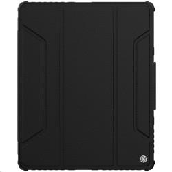 Калъф за таблет Nillkin Bumper Pro (57983104383), за Apple iPad Pro 12.9 M1 M1 (2021), хибриден, удароустойчив, черен