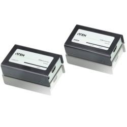 KVM екстендър ATEN VE800A, от HDMI(ж) през мрежови кабел(RJ45ж) към HDMI(ж), 2 устройства
