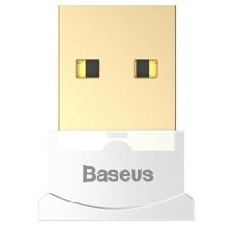Адаптер Baseus CCALL-BT02, USB, Bluetooth v4.0, обхват до 10m, бял