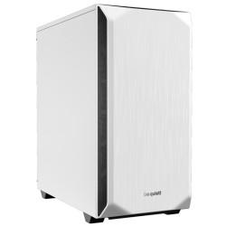 Кутия be quiet PURE BASE 500, ATX/M-ATX/MiniITX, 2x USB 3.0, бяла, без захранване