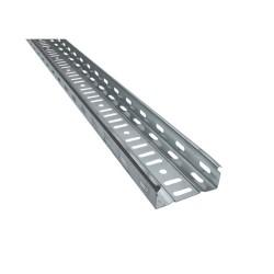 Кабелен канал Elmark, универсален, широчина 300 mm, височина 40 mm, дължина 2500 mm, метален
