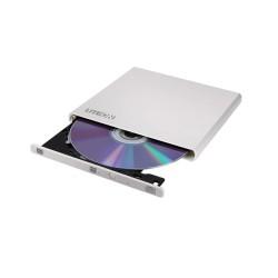 Оптично устройство LiteON EBAU108-21, външно, USB, четене/записване, бяло