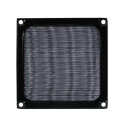 Филтър за вентилатори, Evercool FGF-90/M/BK, 92mm, черен