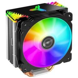Охлаждане за процесор Jonsbo CR-1000 GT, съвместимост със сокети LGA LGA775/1200/1150/1151/1155/1156 & AMD AM4/AM3+/AM3/AM2+/AM2/FM2+/FM2/FM1