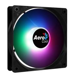Вентилатор 120mm AeroCool Frost 12 PWM Fixed RGB, 4-pin PWM, 1500 rpm, RGB подсветка
