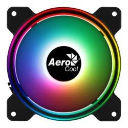Вентилатор 120mm AeroCool Saturn 12F ARGB, 6-pin PWM, 1000 rpm, RGB подсветка