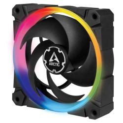 Вентилатор 120mm Arctic BioniX P120 Black, 4-pin, 2300 rpm, RGB подсветка