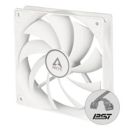 Вентилатор 120mm Arctic F12 PWM PST, 4-Pin, 1350 rpm, бял