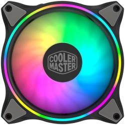 Вентилатор Cooler Master MasterFan MF120 Halo ARGB (MFL-B2DN-18NPA-R1), 4-pin, 1800 RPM, RGB подсветка