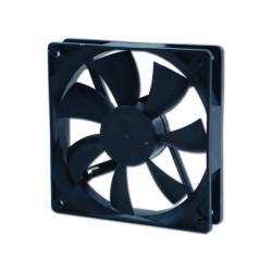 Вентилатор 120мм, EverCool EC12025SL12BA 2Ball, 3 Pin Molex, 1200rpm