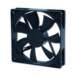 Вентилатор 120мм, EverCool EC12025SL12EA EL Bearing, 3 Pin Molex, 1200rpm