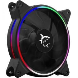 Вентилатор 120mm, SBOX GRAVITY, Molex, 1100 rpm, RGB подсветка