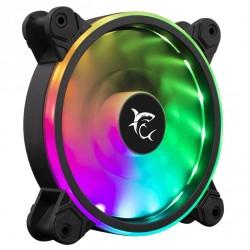 Вентилатор 120mm, SBOX PULSAR, Molex, 4-pin, 1100 rpm, RGB подсветка