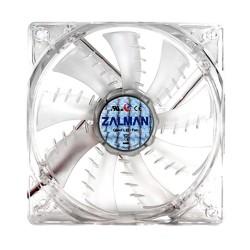 Вентилатор 92mm Zalman ZM-F2 LED(SF), 3-pin, 1500 rpm, синя LED подсветка