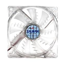 Вентилатор 120mm Zalman ZM-F3 LED SF, Blue LED, 3-пинов, 1200rpm