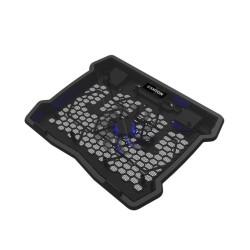 Охлаждаща поставка за лаптоп Canyon NS02, за лаптоп до 15.6