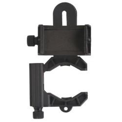 Адаптер за смартфон Levenhuk A10, предназначен за микроскоп Levenhuk, универсален, черен
