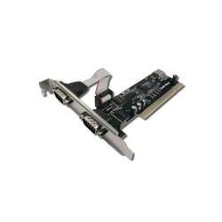 Adapter PCI към 2x Serial RS232 port, 17451