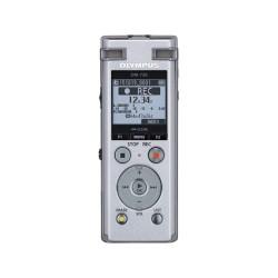 Диктофон Olympus DM-720, 4GB, microSD, USB, черен