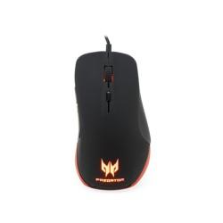 Mишка Acer Predator Gaming Mouse, гейминг, оптична (6500 dpi), USB, черна