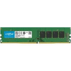 Памет 16GB DDR4 2666MHz, Crucial CT16G4DFRA266, 1.2V