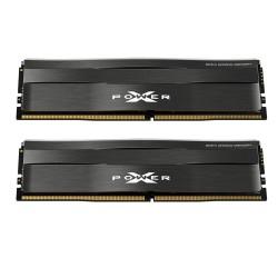 Памет 16GB (2x 8GB) DDR4 3200MHz, Silicon Power XPOWER Zenith SP016GXLZU320BDC, 1.35V