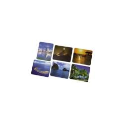 Подложка за мишка 220 x 180 x 3mm с пейзажи