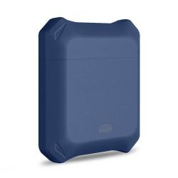 Защитен калъф Eiger North за Apple Airpods / Apple Airpods 2, удароустойчив, син