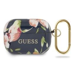 Защитен калъф Guess Flower Collection No.3 за Apple Airpods Pro, цветя