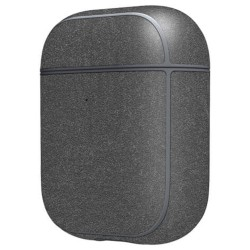 Защитен калъф Incase Metallic Case за Apple Airpods / Apple Airpods 2, сив