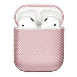 Защитен калъф Native Union Silicone Curve Case за Apple Airpods / Apple Airpods 2, розов