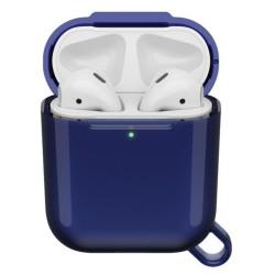 Защитен калъф Otterbox Ispra за Apple Airpods / Apple Airpods 2, удароустойчив, син