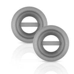 Тапи за слушалки Sennheiser OP-CX, размер XS (2 броя), сиви