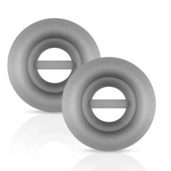 Тапи за слушалки Sennheiser OP-CX, размер S (2 броя), сиви
