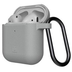 Защитен калъф Urban Armor Soft Touch U Silicone Case за Apple Airpods / Apple Airpods 2, сив