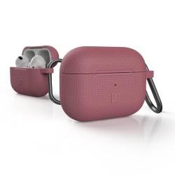 Защитен калъф Urban Armor Soft Touch U Silicone Case за Apple Airpods Pro, лилав