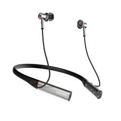 Слушалки 1MORE Dual Driver E1004BA, безжични(Bluetooth 4.2), микрофон, Dual Driver технология, Noise cancelling, до 7 часа време за работа, контрол на звука, сребристи