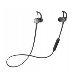 Слушалки Audictus Adrenaline 2.0 Silver ABE-1266, безжични, микрофон, Bluetooth 4.1, до 5 часа време на работа, IPX4 водоустойчиви, черни